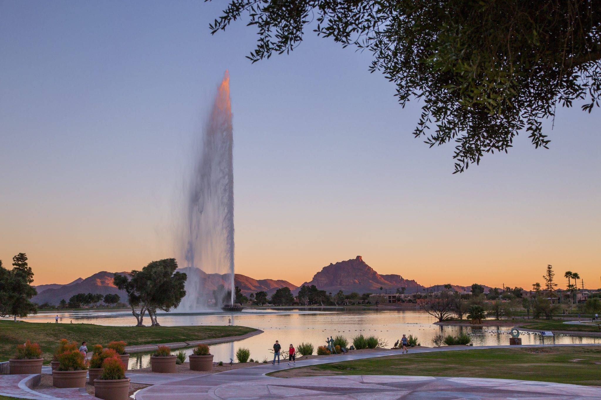 Fountain Hills, Arizona