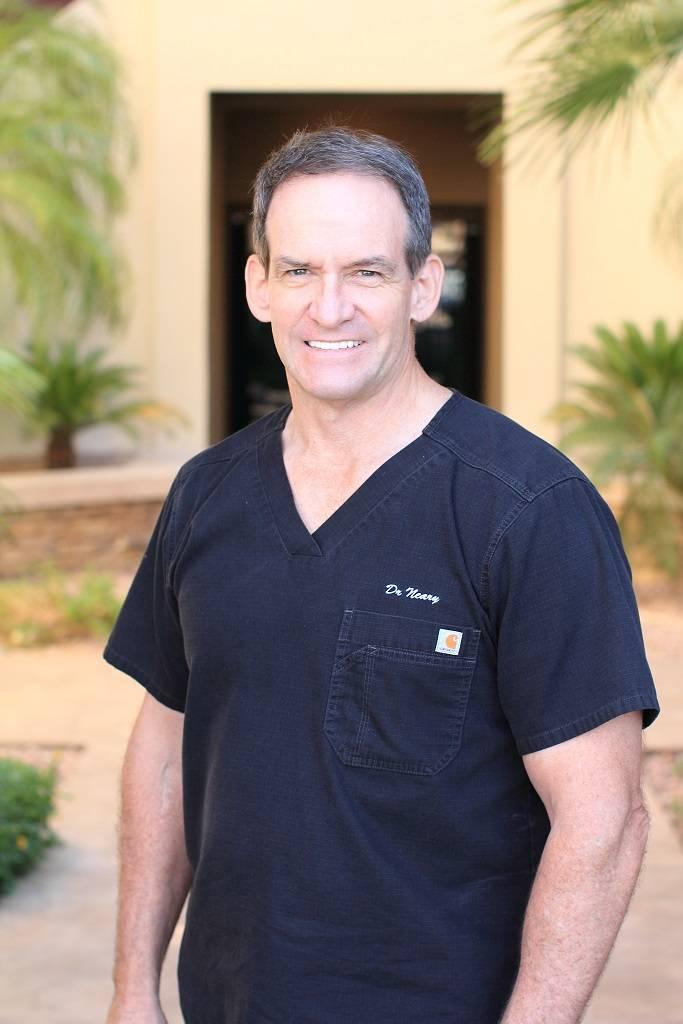 Dentist Michael Neary