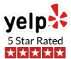 Yelp 5 Star Rated Icon