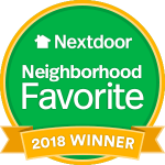 Winner of Nextdoor Neighbourhood favorite award 2018
