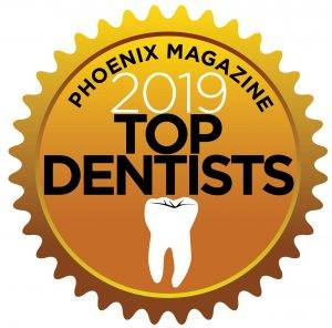 2019 Top Dentists award